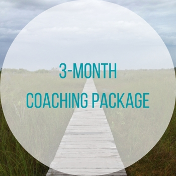 3-Month Coaching Package